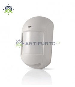 Rivelatore infrarosso passivo da 12m-Inim Air2-IR100