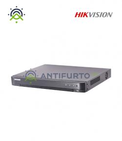 Serie Dvr7200Turbo 4.0 5Mp Tvi / 6Mp Ip 16 Canali 2Hdd - Ds-7216Huhi-K2