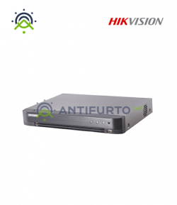 Serie Dvr7200Turbo 4.0Poc 5Mp Tvi / 6Mp Ip 4 Canali 1Hdd - Ds-7204Huhi-K1/P