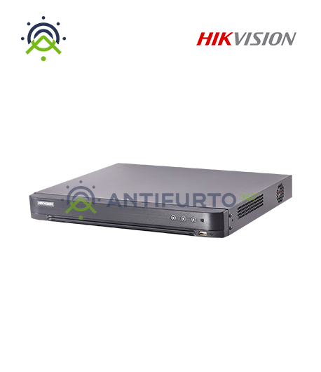 Serie Dvr7200 Turbo 4.0 8Mp Tvi / 8Mp Ip 8 Canali 2Hdd - Ds-7208Hthi-K2