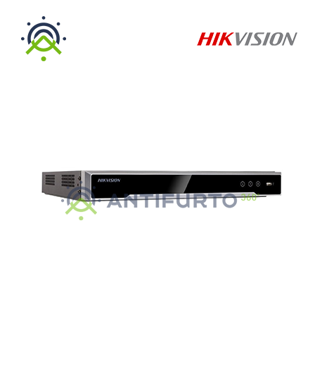 Serie Nvr7600 4K 4K 16 Canali 2Hdd - Ds-7616Ni-K2/16P