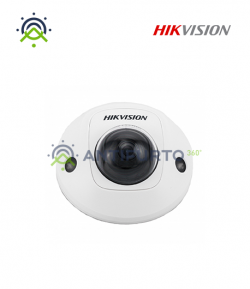 Serie Easyip 3.0 (H.265+)  5Mp Mini Dome Fixed Lens - Ds-2Cd2555Fwd-I(2.8Mm)