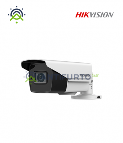 Serie Analog Hd Tvi & Built-In Poc 5Mp Outdoor Bullet VarifocalMotorizzato2.8-12Mm - Ds-2Ce16H5T-It3Ze(2.8-12Mm)