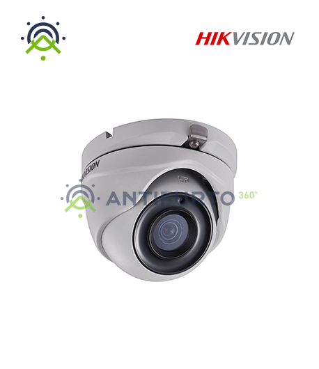 Serie Analog Hd Tvi Starlight & Built-In Poc  2Mp Mini Dome Outdoor Fixed Lens - Ds-2Ce56D8T-Itme(2.8Mm)