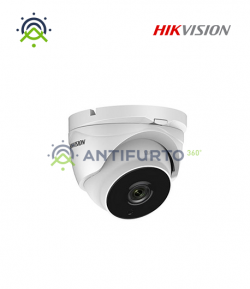 Ds-2Ce56D8T-It3Ze(2.8-12Mm) Serie Analog Hd Tvi Starlight & Built-In Poc 2Mp Dome Outdoor VarifocalMotorizzat2.8-12Mm-Hikvision