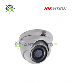 Serie Analog Hd Tvi & Built-In Poc 5Mp Dome Outdoor  Fixed Lens - Ds-2Ce56H1T-Itme(2.8Mm)
