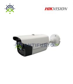 Serie Analog Hd Tvi & Built-In Poc 5Mp Outdoor Bullet Fixed Lens - Ds-2Ce16H1T-It3E(3.6Mm)