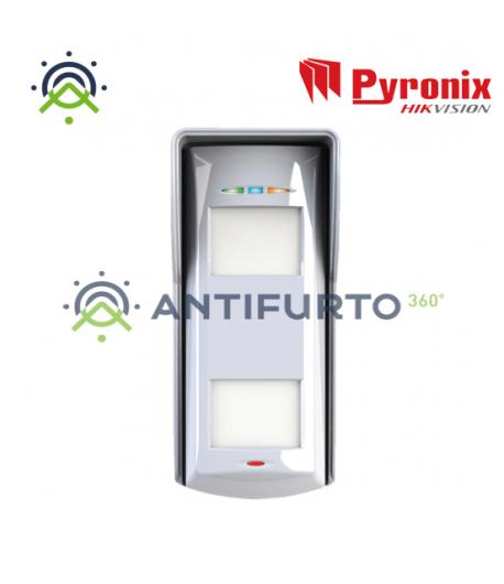 Sensore allarme per esterno con copertura verticale 12m - Pyronix XDL12TT-AM