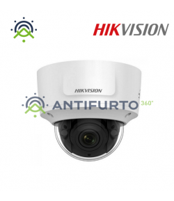 DS-2CD2743G0-IZS(2.8-12mm) MINIDOME IP VARIFOCALE H.265+ SMART (3) 4MP - Hikvision