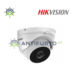 DS-2CD1323G0-I(2.8mm) TURRET IP OTTICA FISSA H.265+ 2MP - Hikvision