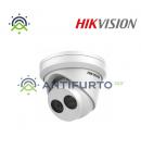DS-2CD2323G0-I(2.8mm) TURRET IP OTTICA FISSA H.265+ SMART (3) 2MP - Hikvision