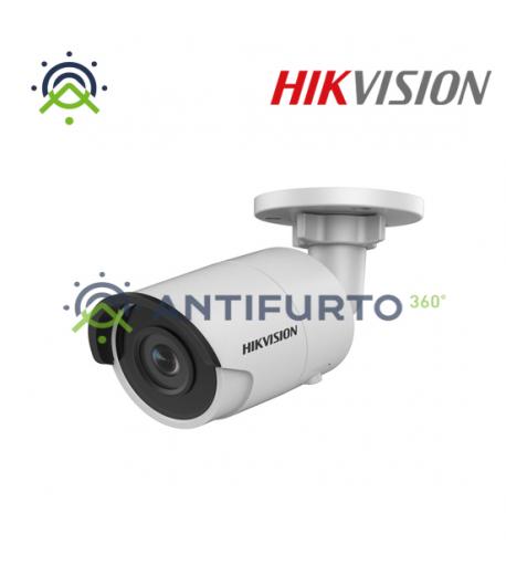 DS-2CD2023G0-I(2.8mm) BULLET IP OTTICA FISSA H.265+ SMART (3) 2MP - Hikvision