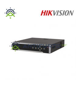 DS-7708NI-I4 NVR 8 CH 1*HDD 2TB VIDEO -  Hikvision