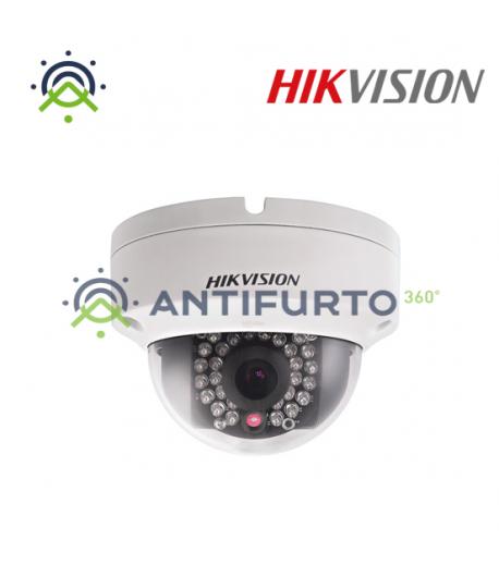 DS-2CD2120F-I Telecamera a cupola IP ottica fissa 4mm IR da 2 MP - Hikvision