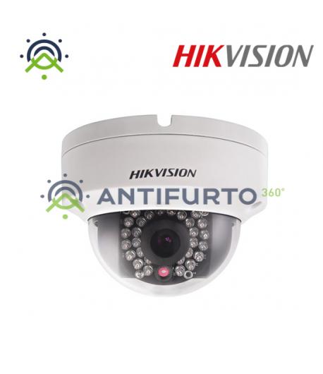 DS-2CD2120F-I(4MM) Telecamera IP a cupola poE 2MP ed ottica fissa - Hikvision