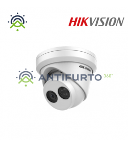 DS-2CD2325FWD-I(2.8mm) TURRET IP OTTICA FISSA H.265+ SMART (5) 2MP - Hikvision