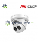 DS-2CD2325FWD-I(2.8mm) TURRET IP OTTICA FISSA H.265+ SMART (5) 2MP - Hikvision