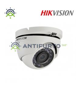 DS-2CE56D5T-IRM(3.6MM) TELECAMERA MINIDOME TURBOHD-TVI 1080P ottica 3,6mm - Hikvision
