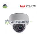 DS-2CE56H5T-AVPIT3Z(2.8-12mm) MINIDOME OTTICA VARIFOCALE D-WDR EXIR 2.0 5MP - Hikvision