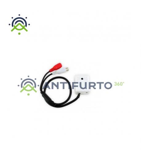 Microfono mini- Accessori TVCC MIC501