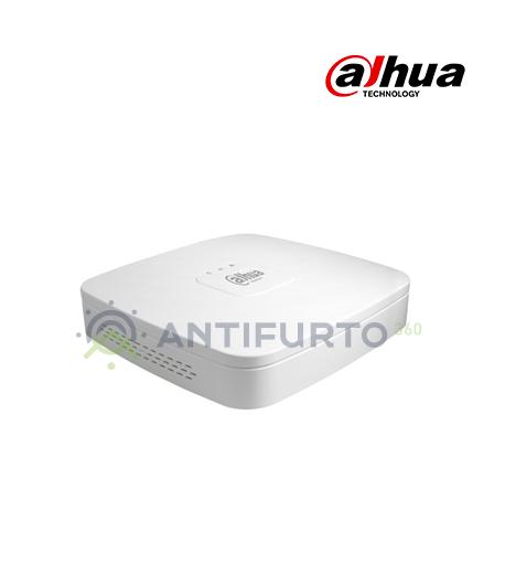 XVR5108C-X DVR AHD CVBS HD-CVI IP 8Ch 1HDD 12V IO Audio - Dahua
