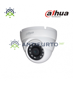 HAC-HDW2241M DOME 1080p Fissa 2.8mm 12V IR 30m ICR \Starlight - Dahua