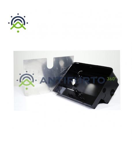 Cassetta portante completa di sblocco motore interrato- FAAC 490065