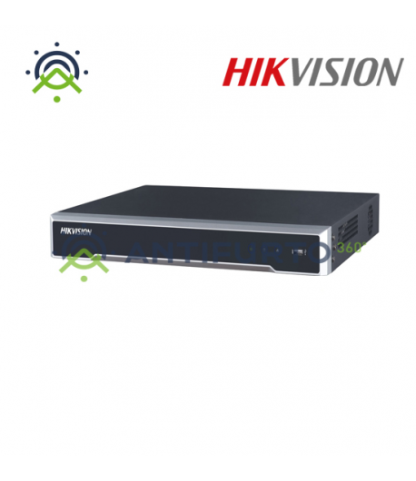 DS-7608NI-K2 NVR 8 CH 4K + 1*HDD 1TB VIDEO -  Hikvision