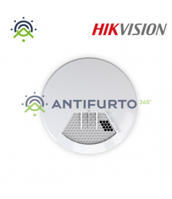 Rilevatore SMOKE-WE  -  Hikvision