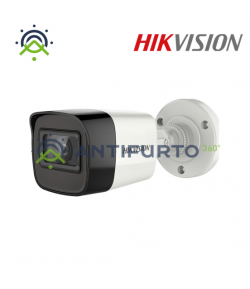 DS-2CE16D3T-ITF (3.6mm) BULLET OTTICA FISSA D-WDR 4IN1 2MP -  Hikvision