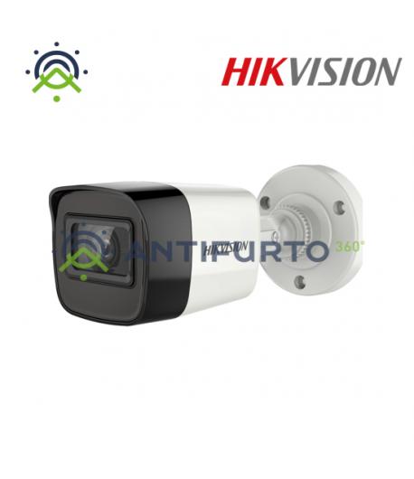 DS-2CE16D3T-ITF (3.6mm) BULLET OTTICA FISSA D-WDR 4IN1 2MP -  Hikvision