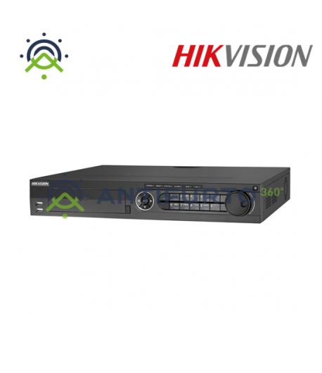 DS-7332HUHI-K4 DVR 32  CH TVI + 8 IP 5MP + 1*HDD VIDEO 2TB -  Hikvision