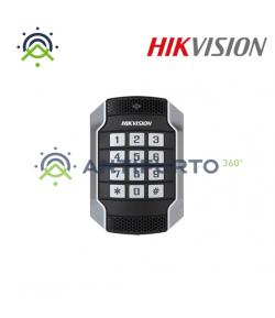 DS-K1104MK LETTORE DI BADGE CON TECNOLOGIA MIFARE 1 (13,56MHZ - Hikvision