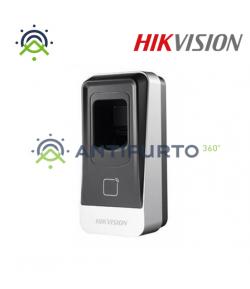 DS-K1201MF TERMINALE DI CONTROLLO ACCESSI CON LETTORE IMPR. -  Hikvision