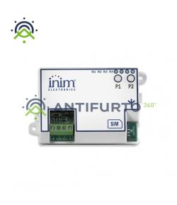 Modulo GSM/GPRS integrato su I-BUS-Inim Nexus/3GU