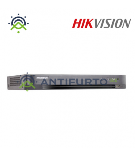 Dvr Acusense 8 canali 8MP e  1 HDD -  Hikvision iDS-7208HUHI-K2/4S