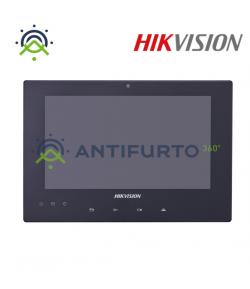 "DS-KH8340-TCE2 Posto Interno 7"" Tou CH 2 Fili 1024x600 -  Hikvision"
