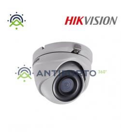 Telecamera turret 4 in 1 con ottica fissa 2.8mm -  Hikvision DS-2CE76D3T-ITMF