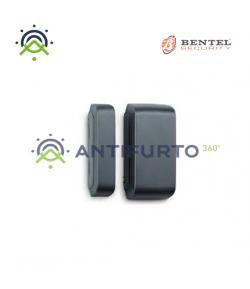 Contatto magnetico per esterno wireless Power G con ingresso ausiliario - Bentel BW-312