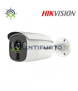 DS-2CE12D8T-PIRL (2.8mm) BULLET OTTICA FISSA WDR 120dB EXIR 2.0 2MP -  Hikvision
