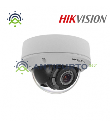 DS-2CE56H8T-AITZF (2.7-13.5mm) MINIDOME OTTICA VARIFOCALE 4 in 1 WDR 120dB EXIR 2.0 5MP -  Hikvision