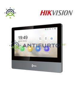 DS-KH8350-WTE1 POSTAZIONE DA INTERNO IP -  Hikvision