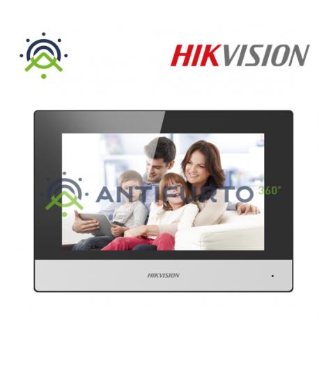 DS-KH6320-WTE1 POSTAZIONE DA INTERNO IP -  Hikvision