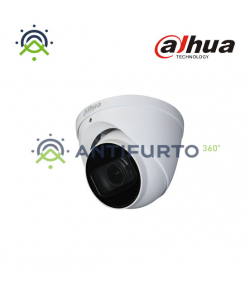 HAC-HDW1230T-Z-A DOME 1080p Motorizzata 2.7~12 mm 12V IR 60m ICR - Dahua