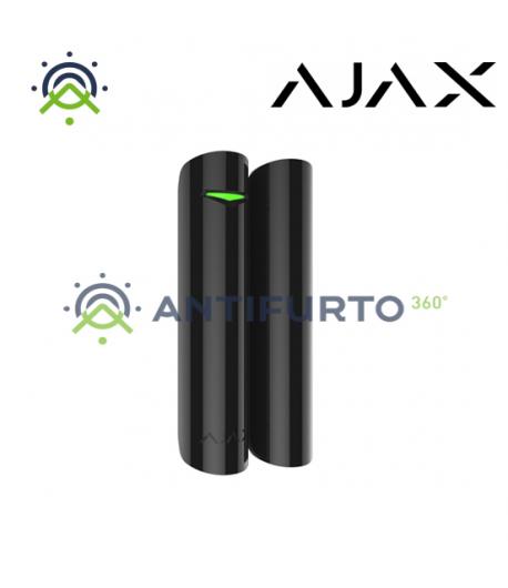 7062 DOORPROTECT BL - Contatto magnetico e ingresso esterno - Nero -  Ajax