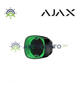 13327 SOCKET BL – Presa Comandata Schuko Radio e Controllo Istantaneo del consumo - Nero -  Ajax