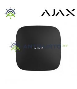 14909 HUB 2 BL – Centrale di sicurezza supporta i rilevatori con verifica fotografica (2 SIM card, Ethernet) - Nera -  Ajax