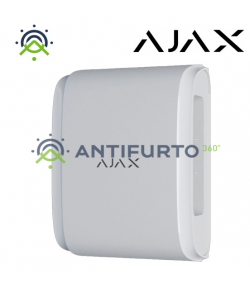 26072 DualCurtain Outdoor Rilevatore di movimento wireless a tenda doppio fascio da esterno antimask -  Ajax