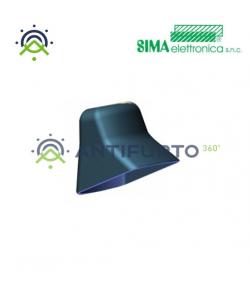 Copertura Verticale per Rilevatore tenda doppia tecnologia con snodo-Sima OUTGATE