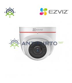 C4W Telecamera Dome Wi-Fi Ip 2 Mp con ottica fissa 2.8 mm- Ezviz